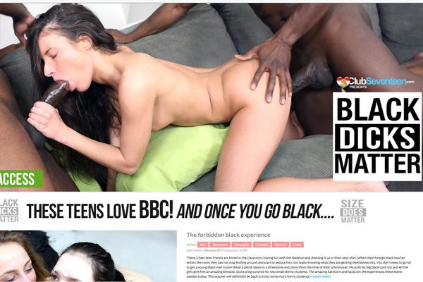 black dicks matter