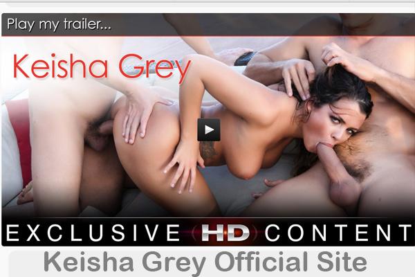 keisha grey official
